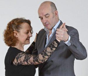 Tango Argentino mit Christel und Bart